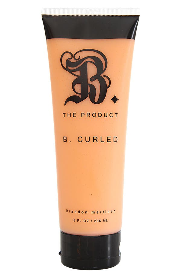 Main Image - B. the Product 'B Curled' Cream