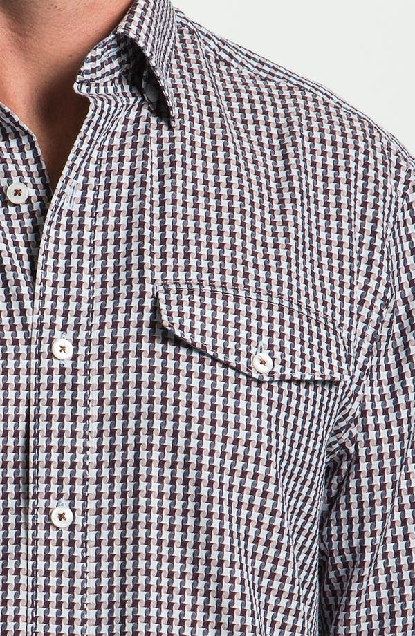 Alternate Image 3  - Tommy Bahama 'Lost 'N Hounds' Sport Shirt