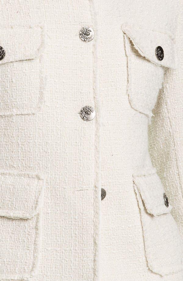 Alternate Image 3  - Max & Mia Bouclé Jacket