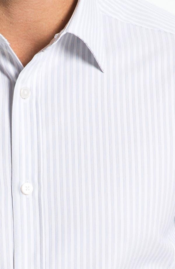 Alternate Image 3  - Z Zegna Trim Fit Dress Shirt