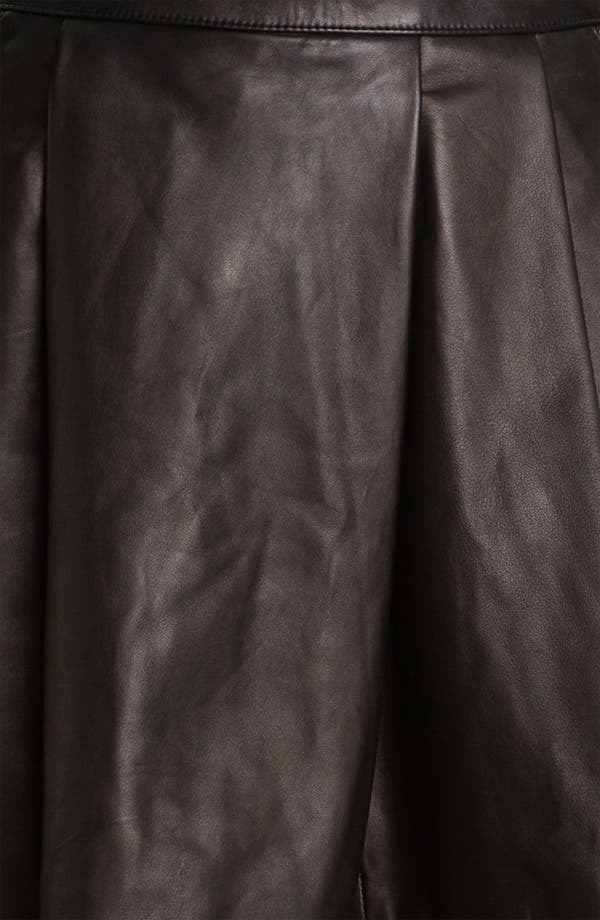 Alternate Image 3  - MARC BY MARC JACOBS 'Sergeant' Leather Skirt