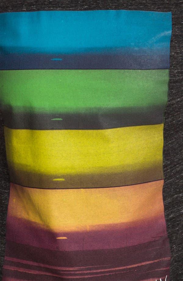 Alternate Image 3  - Hurley 'Sunset' Graphic T-Shirt