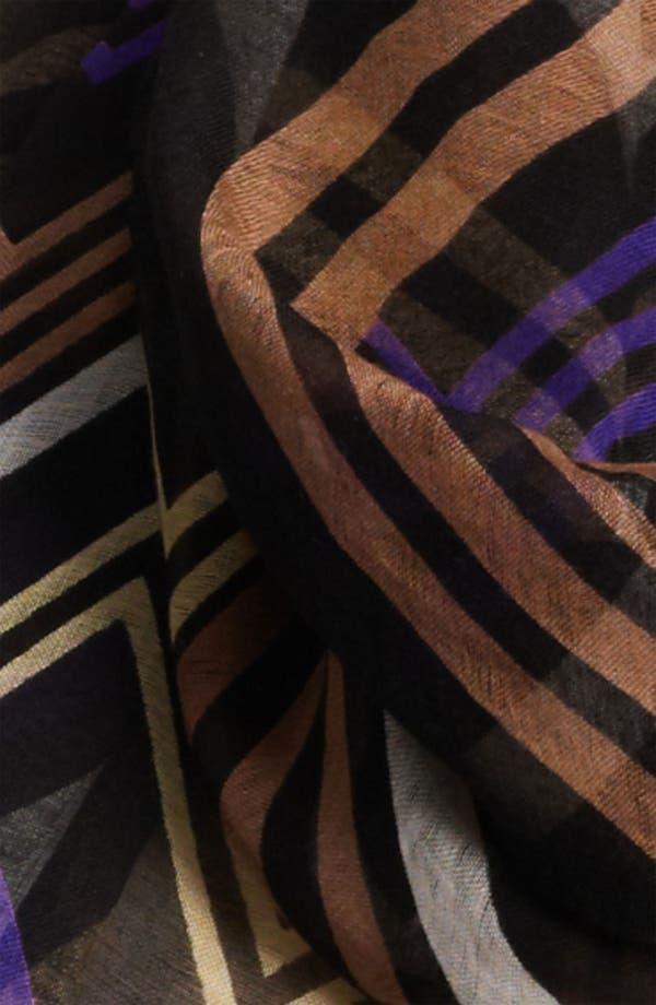 Alternate Image 2  - Missoni 'Big Zag' Modal & Cashmere Scarf