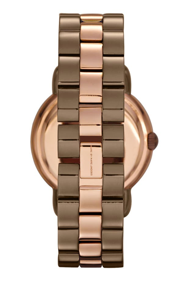 Alternate Image 2  - MARC BY MARC JACOBS 'Marci' Mirror Dial Watch