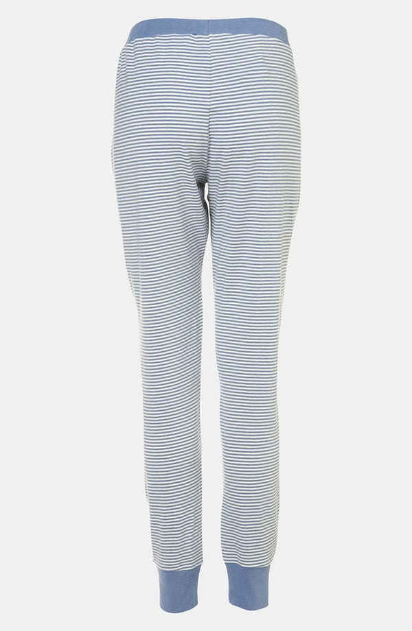 Alternate Image 3  - Topshop Stripe Maternity Pajama Pants