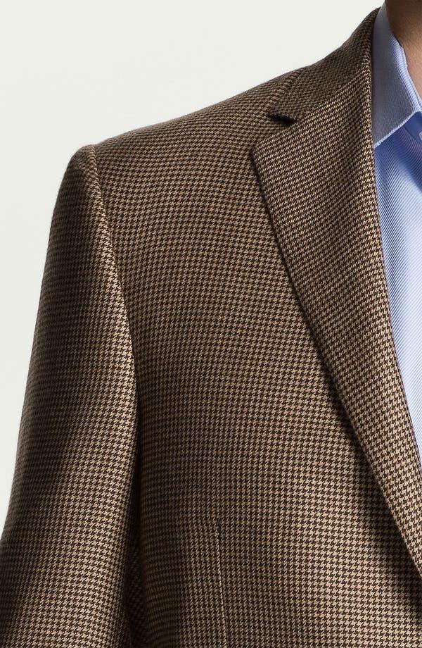 Alternate Image 3  - Samuelsohn Cashmere Houndstooth Sportcoat