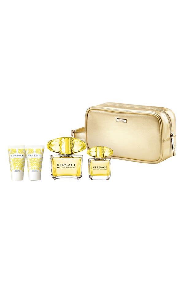 Alternate Image 2  - Versace 'Yellow Diamond' Deluxe Set