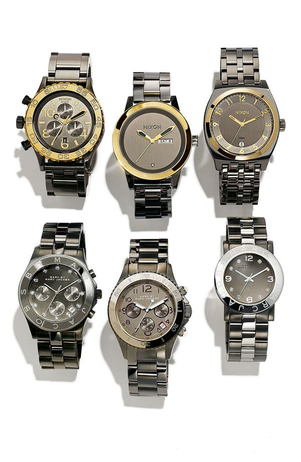 Alternate Image 2  - Nixon 'The Spur' Bracelet Watch, 42mm