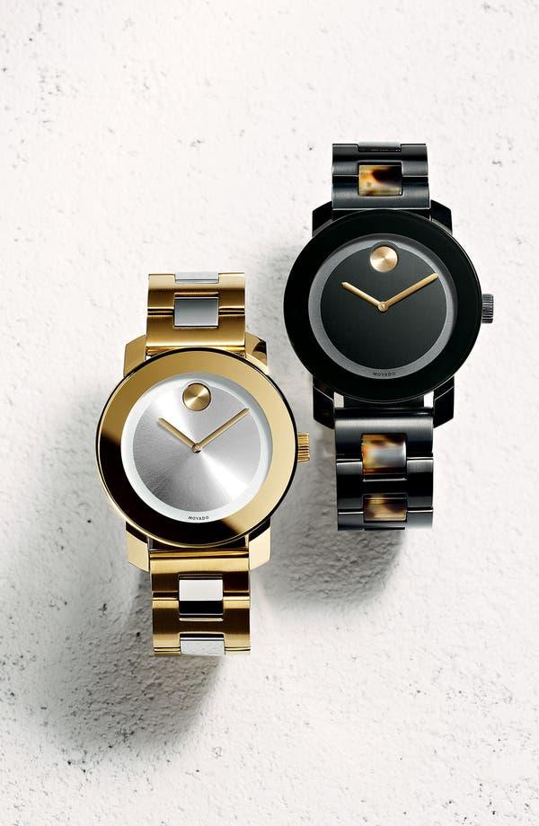 Alternate Image 2  - Movado 'Bold' Round Bracelet Watch, 36mm