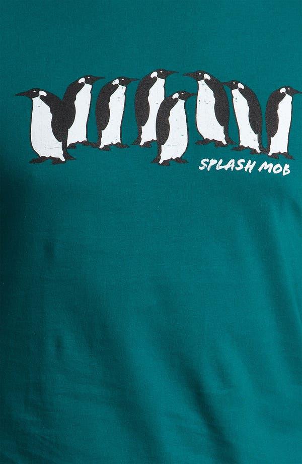Alternate Image 3  - Original Penguin Graphic Trim Fit T-Shirt