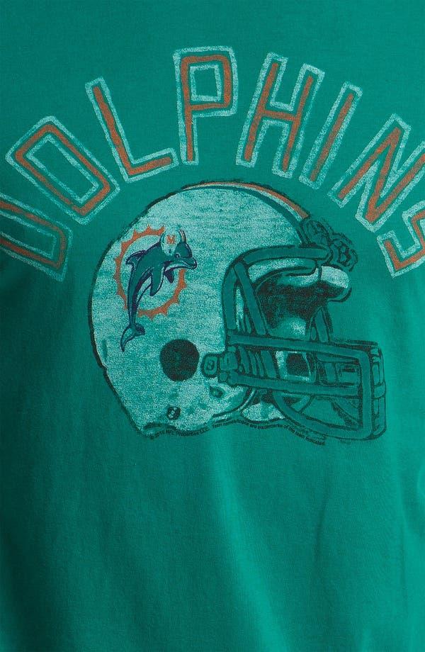 Alternate Image 3  - Junk Food 'Miami Dolphins' T-Shirt