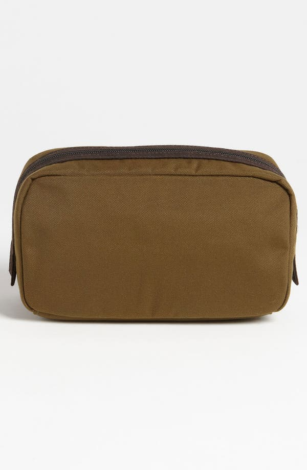 Alternate Image 3  - Jack Spade 'Trad' Nylon Canvas Toiletry Bag