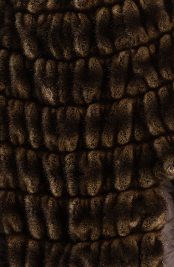 Alternate Image 3  - Weekend Max Mara 'Taso' Faux Fur Jacket