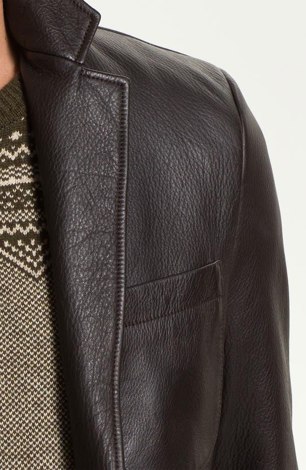 Alternate Image 3  - Alex & Co. Leather Blazer