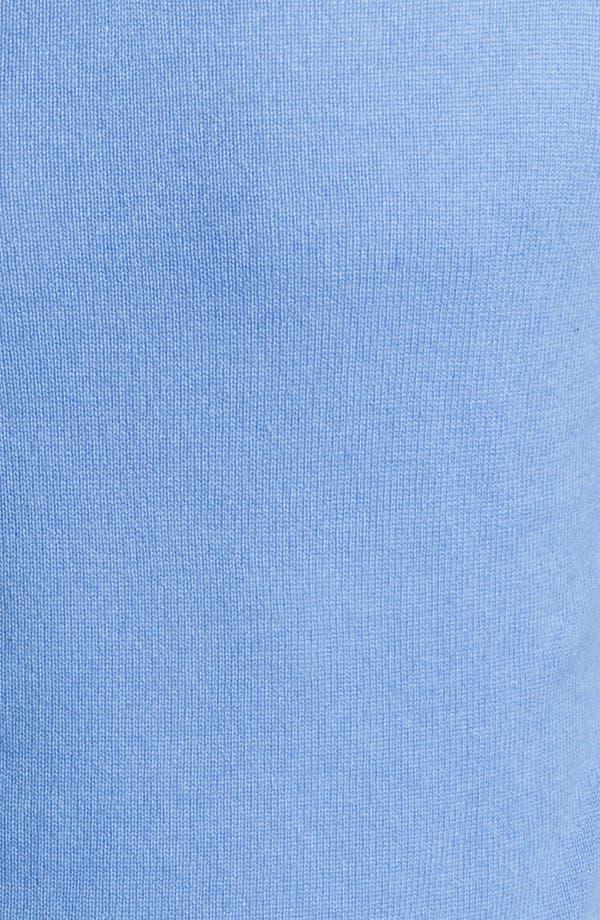 Alternate Image 3  - 1901 Trim Fit V-Neck Cashmere Sweater