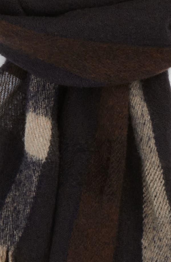 Alternate Image 2  - rag & bone Merino Wool Blend Scarf