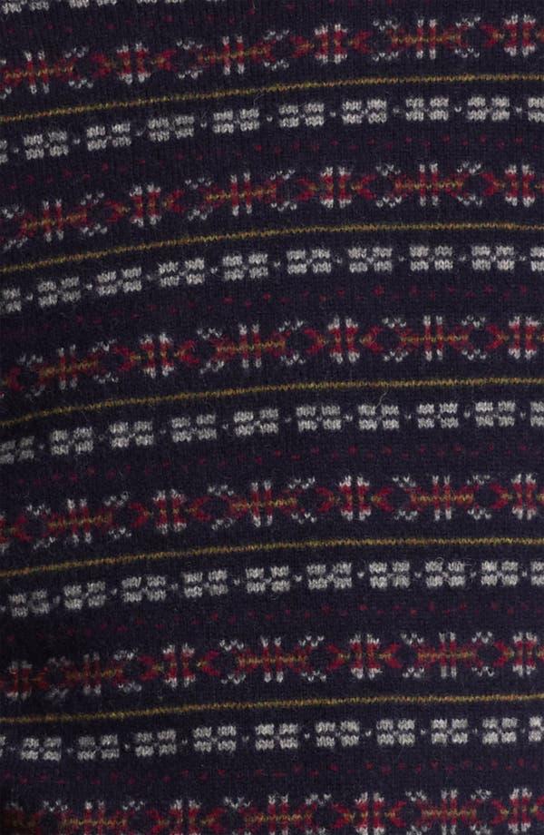 Alternate Image 2  - Grayers Fair Isle Wool Sweater