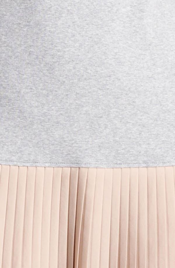 Alternate Image 3  - Fabiana Filippi Crepe & Rib Knit Dress