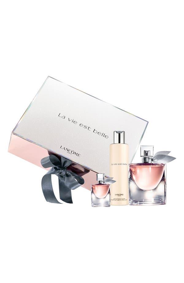Alternate Image 1 Selected - Lancôme 'La Vie est Belle' Inspiration Gift Set ($146 Value)