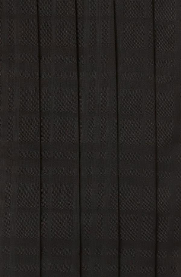Alternate Image 2  - Burberry London Silk Cummerbund