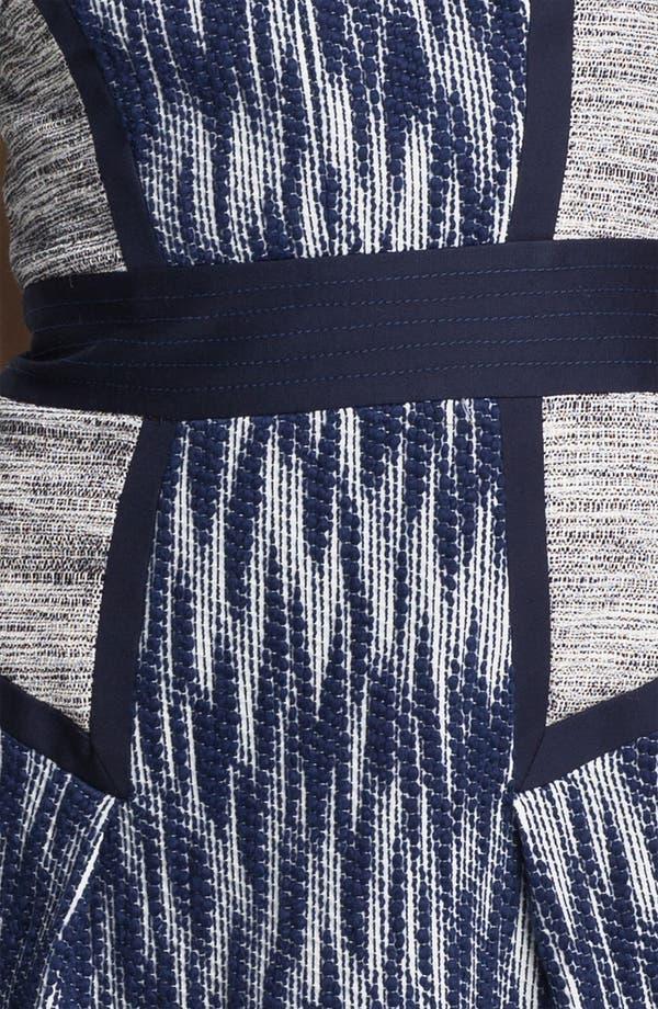 Alternate Image 3  - Milly 'Dianna' Woven Sheath Dress