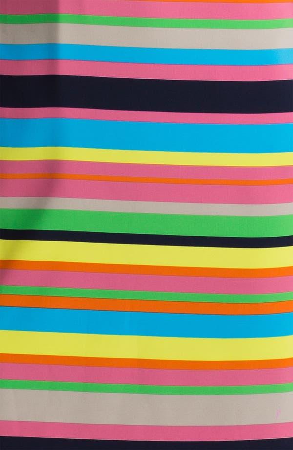 Alternate Image 3  - Trina Turk 'Flagimi' Stripe Shift Dress