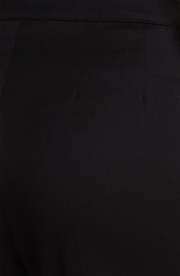 Alternate Image 6  - St. John Collection 'Diana' Stretch Venetian Wool Pants