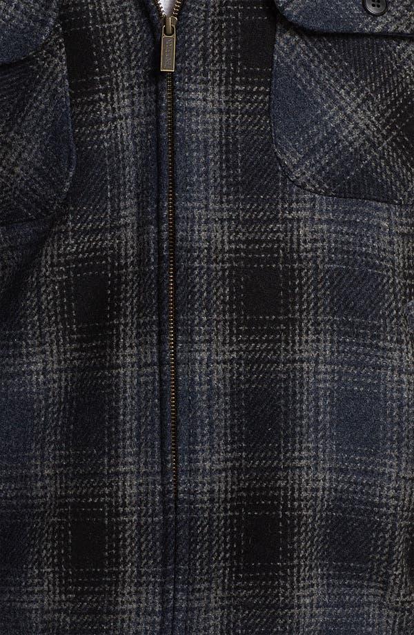 Alternate Image 3  - Pendleton Plaid Wool Shirt Jacket