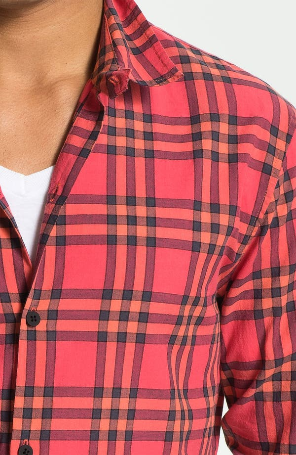 Alternate Image 3  - MARC BY MARC JACOBS 'Nico' Plaid Woven Shirt