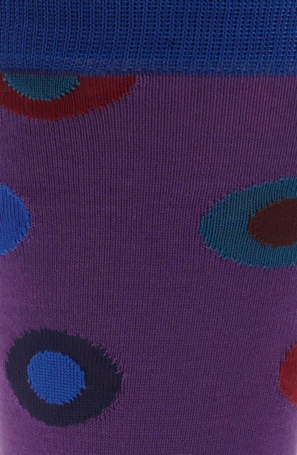 Alternate Image 2  - Duchamp 'Dot in Spot' Socks