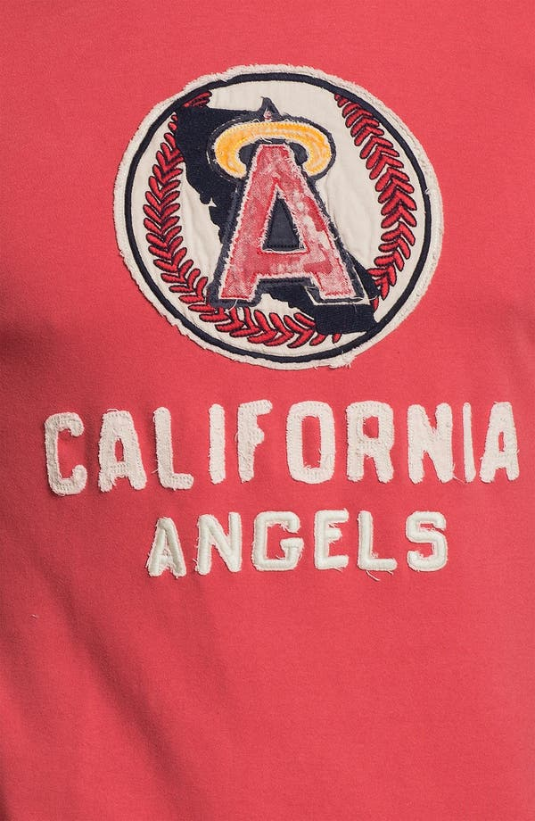 Alternate Image 3  - Red Jacket 'Angels - Team City' Long Sleeve T-Shirt