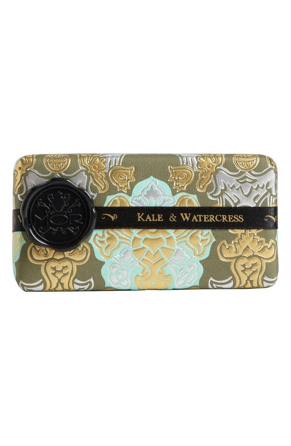 Alternate Image 1 Selected - MOR 'Emporium Black Collection - Kale & Watercress' Soap Bar