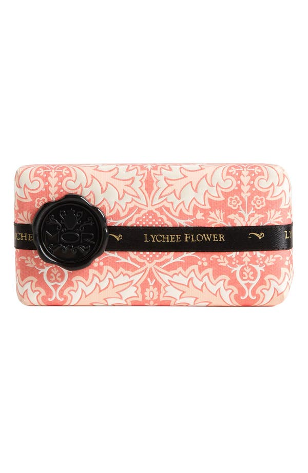Alternate Image 1 Selected - MOR 'Emporium Black Collection - Lychee Flower' Soap Bar
