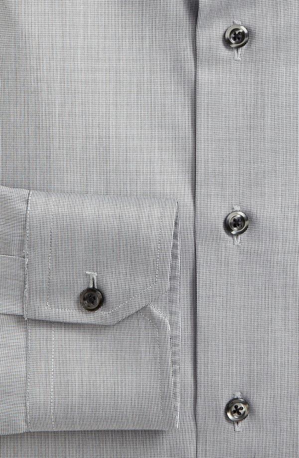 Alternate Image 2  - Robert Talbott Regular Fit Dress Shirt (Online Only)