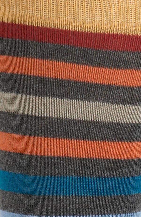 Alternate Image 2  - Pact 'All Over' Stripe Socks