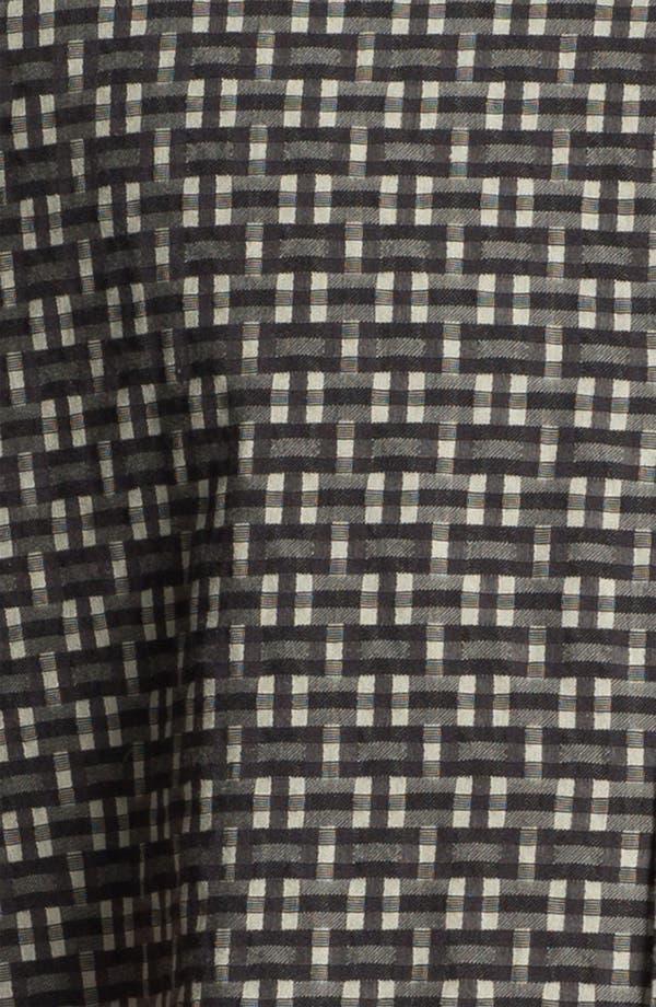 Alternate Image 3  - Tommy Bahama 'Caracas Check' Silk & Cotton Campshirt