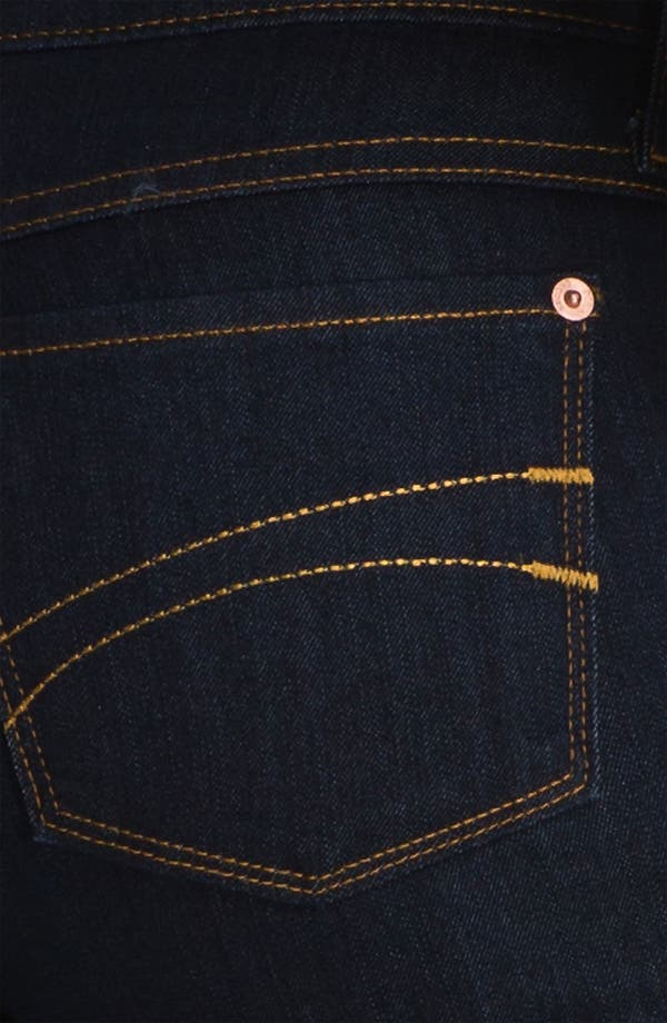 Alternate Image 3  - Second Yoga Jeans Straight Leg Jeans