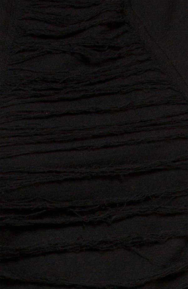 Alternate Image 4  - MRNO WL LNG SL BTNCK TOP W SHRDS