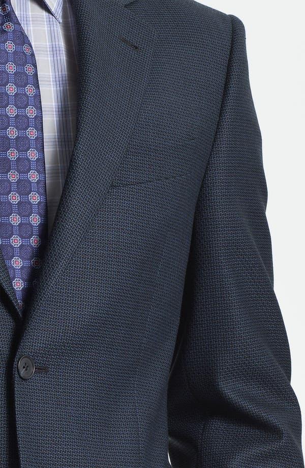 Alternate Image 3  - Joseph Abboud 'Signature Silver' Wool Sportcoat