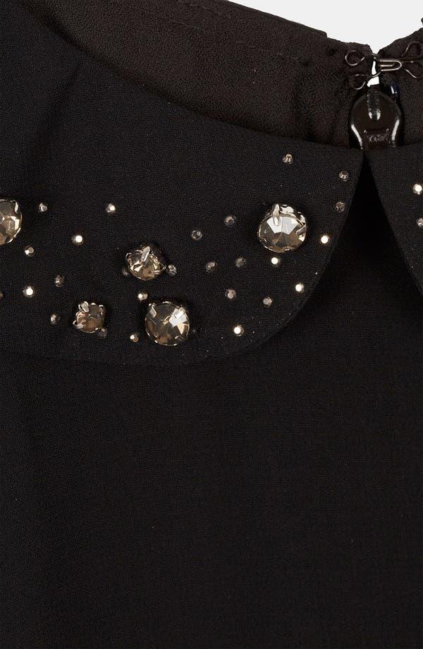 Alternate Image 3  - Topshop 'Flippy' Chiffon Dress