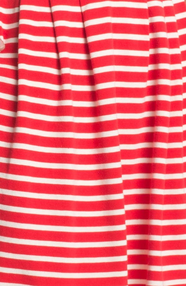 Alternate Image 3  - French Connection 'Classic County' Stripe Cotton Fit & Flare Dress