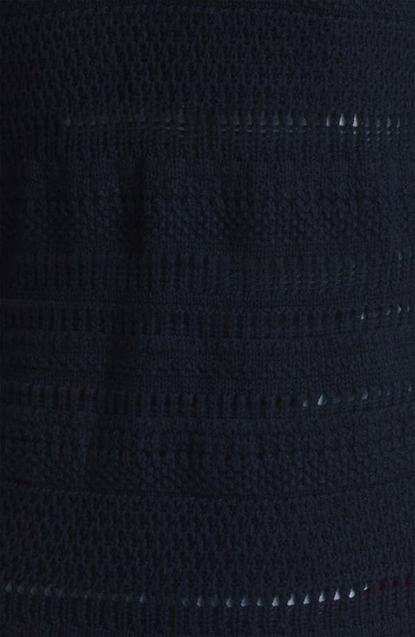 Alternate Image 3  - Lucky Brand Hooded Sweater Jacket (Online Exclusive)