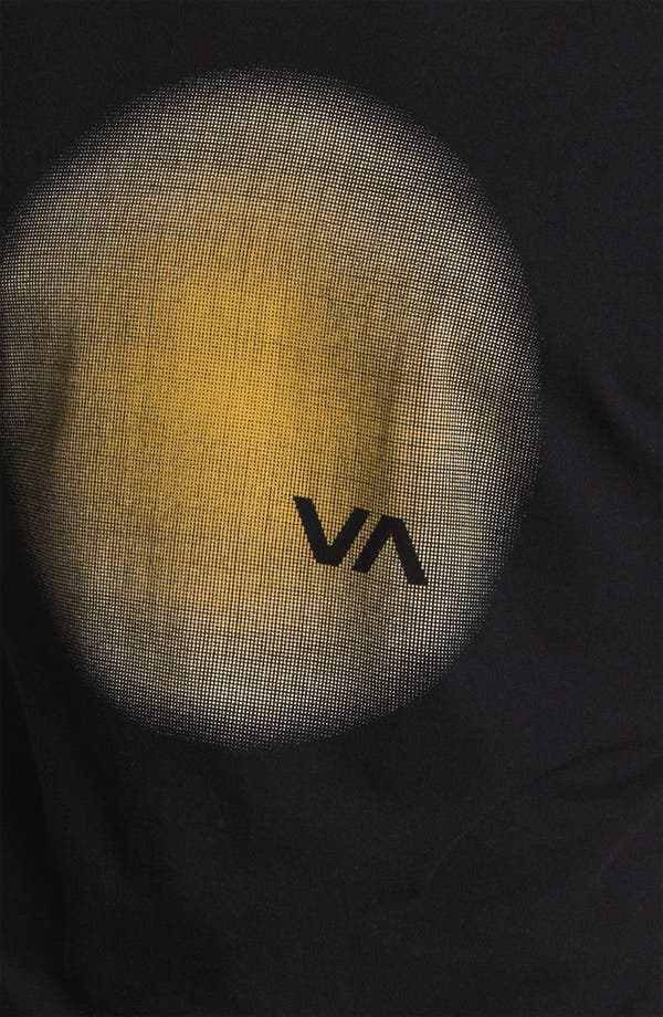 Alternate Image 3  - RVCA 'Penumbra' Graphic T-Shirt