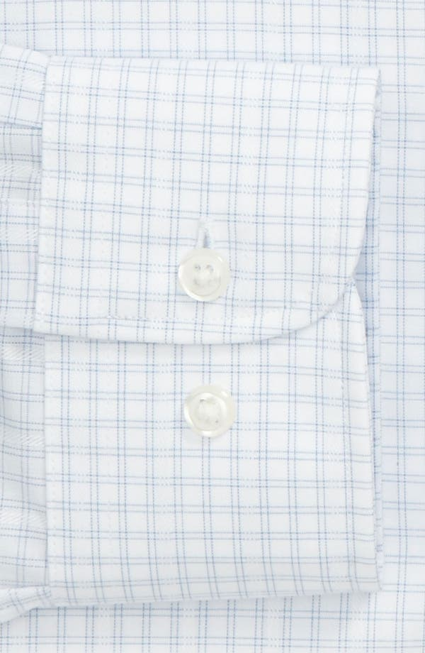 Alternate Image 2  - Nordstrom Trim Fit Non-Iron Dress Shirt (Online Exclusive)