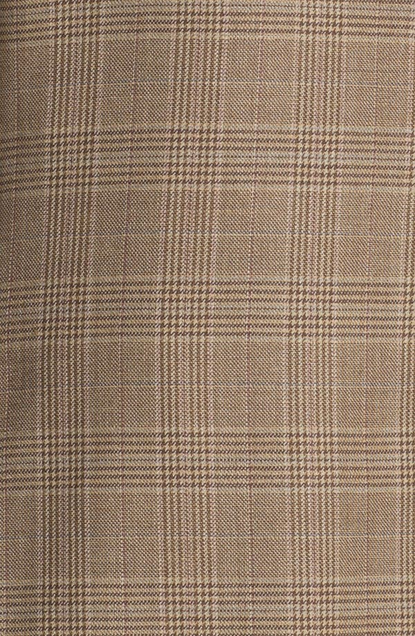Alternate Image 3  - Hart Schaffner Marx Plaid Sportcoat (Big)