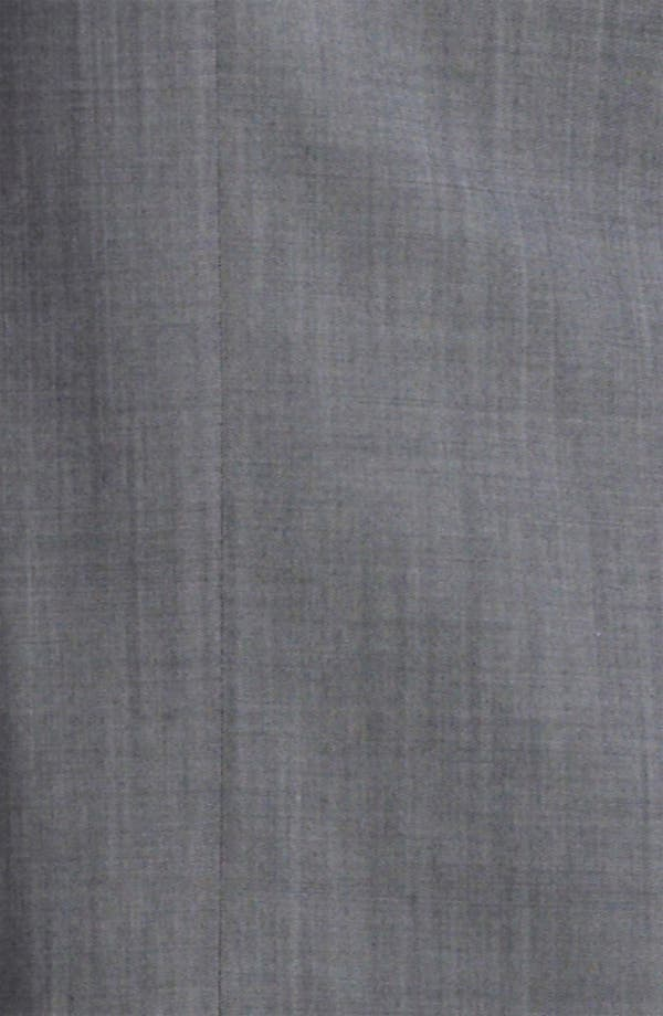 Alternate Image 6  - Z Zegna Trim Fit Wool Blend Suit