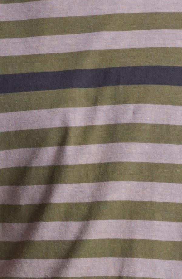 Alternate Image 3  - rag & bone Perfect Stripe Crewneck T-Shirt