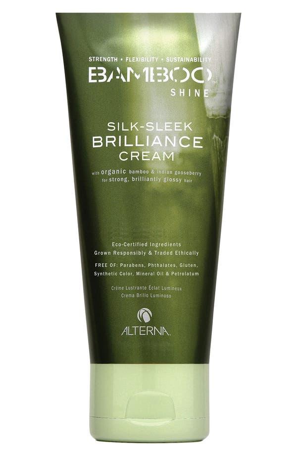 Main Image - ALTERNA® Bamboo Shine Silk-Sleek Brilliance Cream