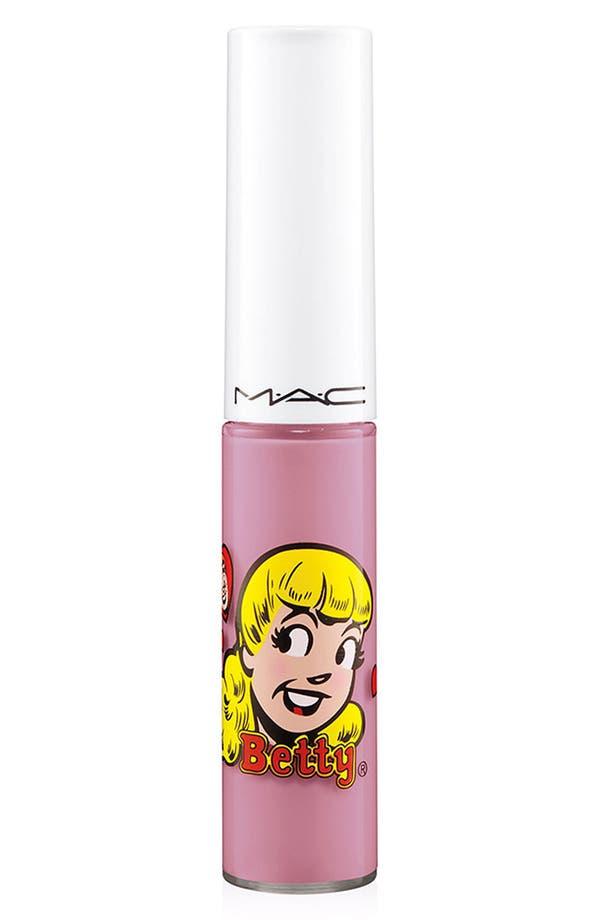 Main Image - M·A·C 'Archie's Girls - Betty' Lipglass