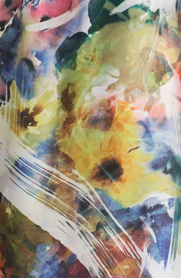 Alternate Image 3  - Kay Celine Digital Floral Print Tank